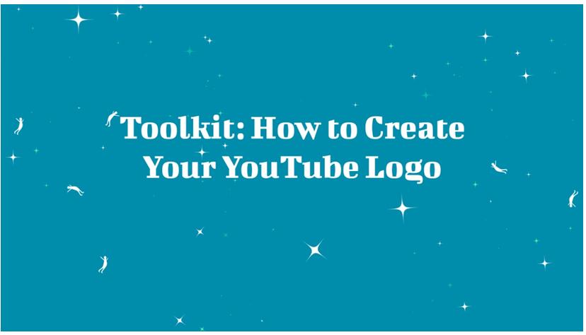 create youtube logo
